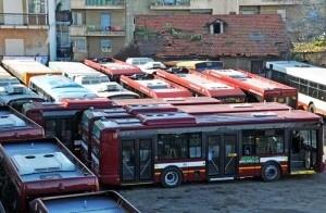 Reggio - Lunedì sciopero degli autobus Atam